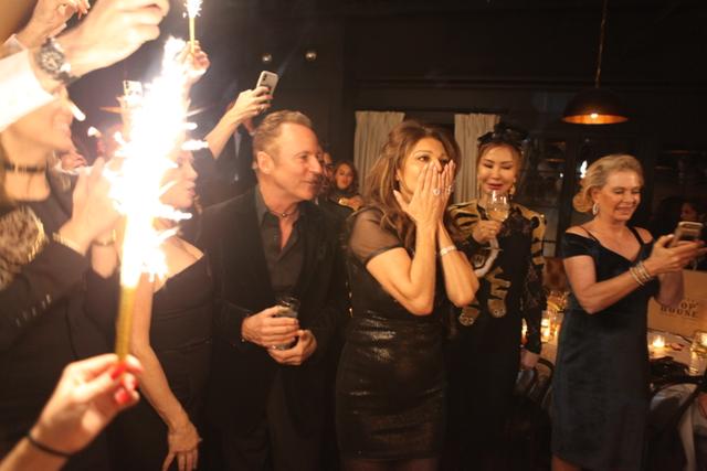 Birthday Celebration, Brooklyn Chop House, New York