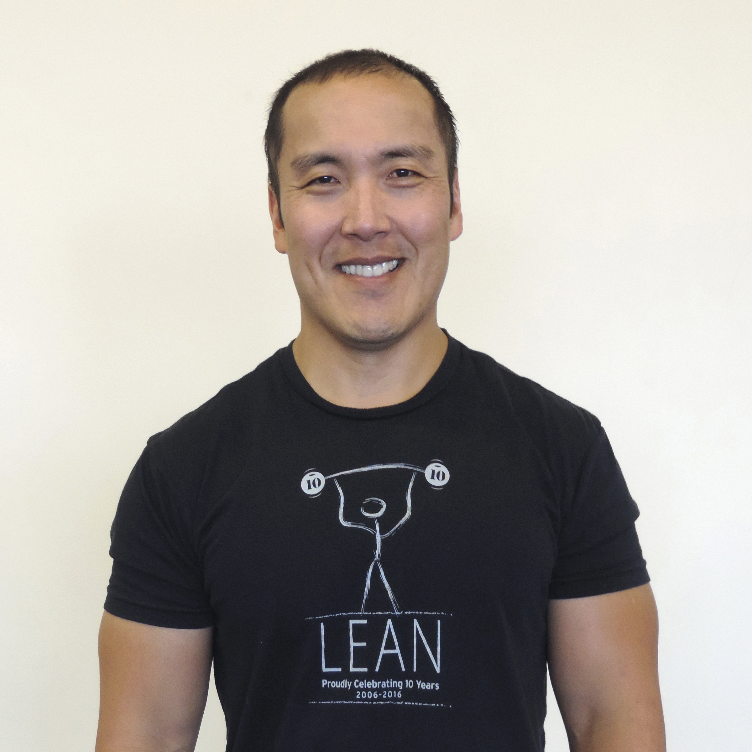 Min Kim, LEAN personal training gym in Nashville