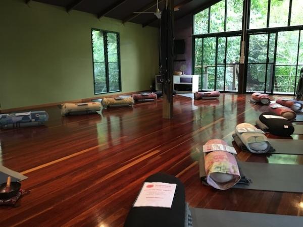 Sanctuary Retreat Centre at Mission Beach