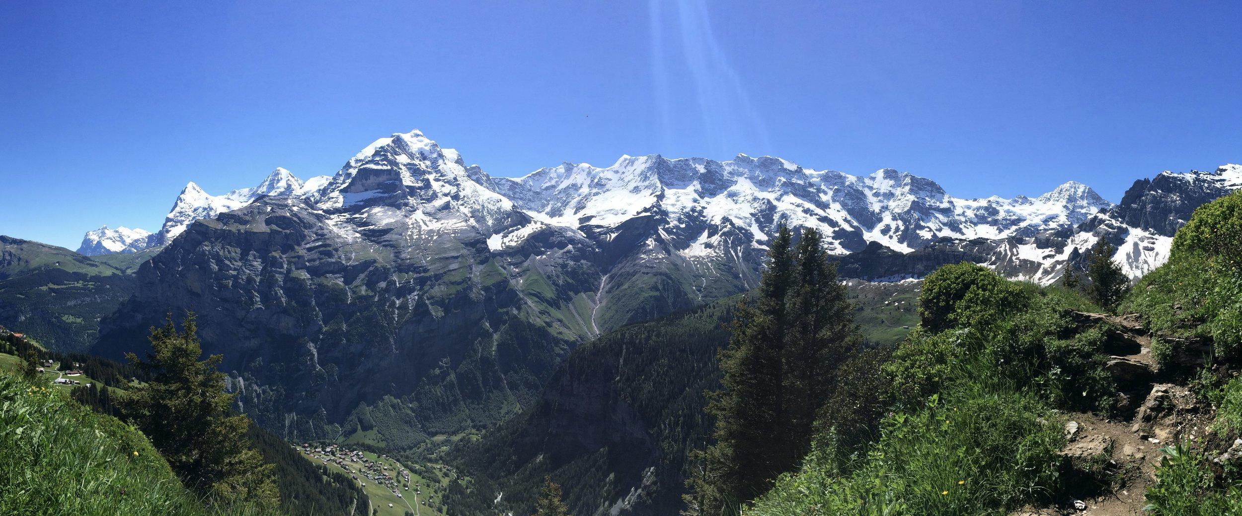 Swis Alps