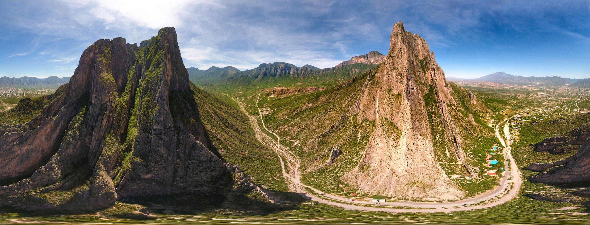 El Potrero Chico Valley of Dreams