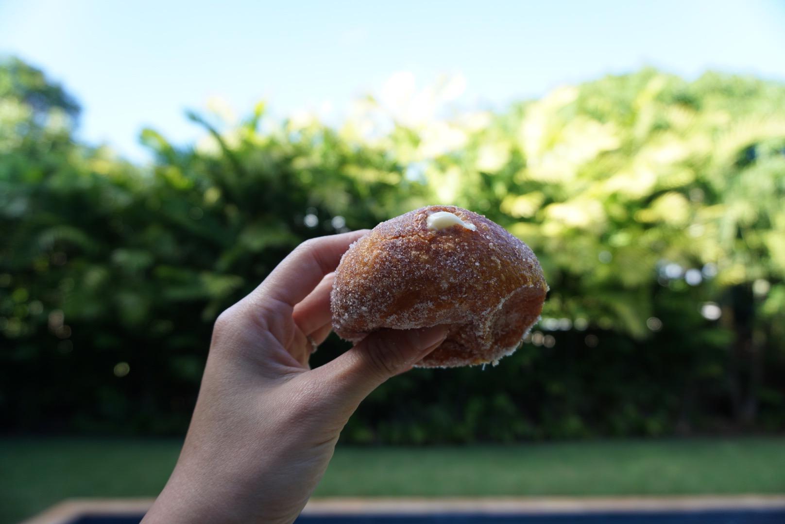 Leonard's Bakery - Malasada Puff