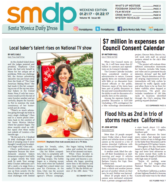 January 2017 Weekend Issue, SMDP