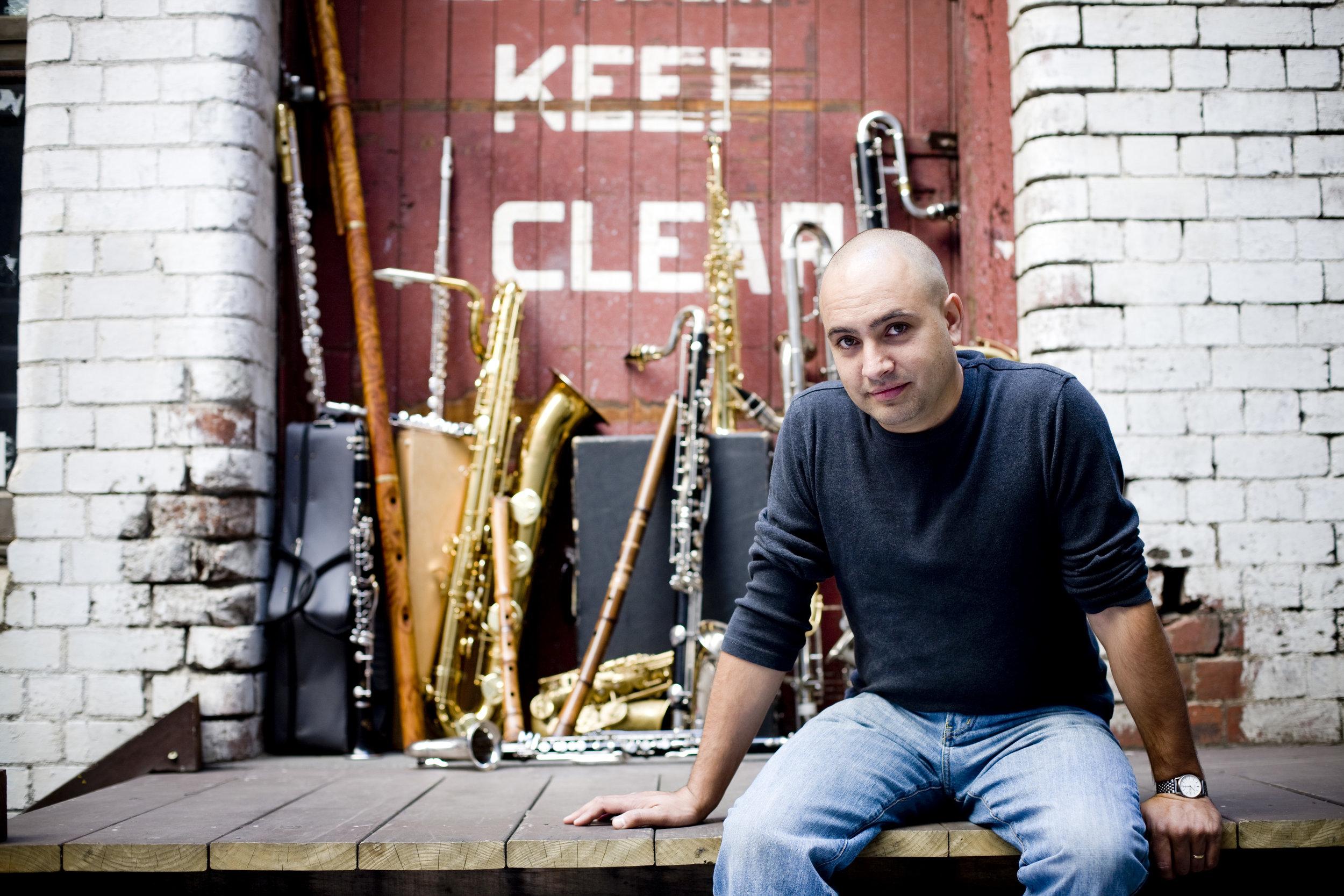 Adam Simmons - instruments - Mark Chew - Adam Simmons.jpeg
