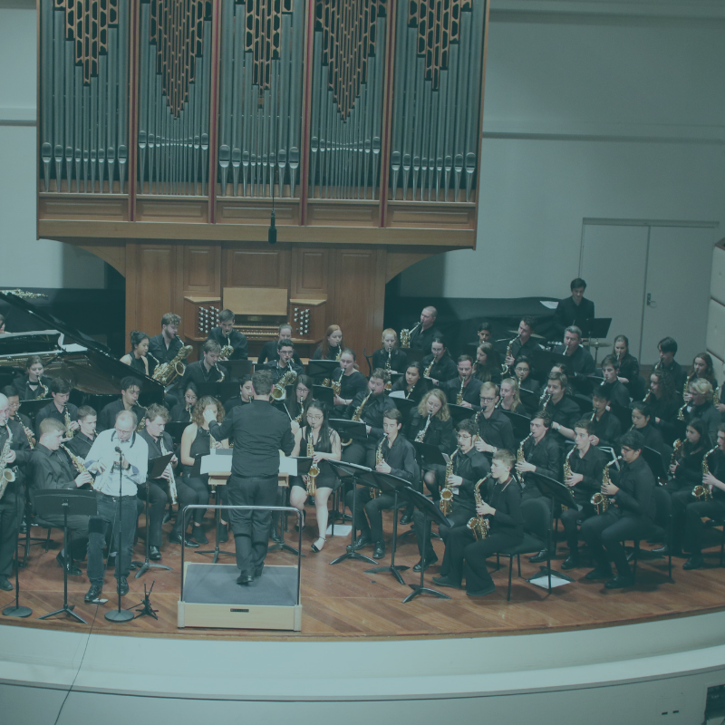 GALA CONCERT WITH MELBOURNE SAXOPHONE ENSEMBLE, D'ADDARIO JAZZ PROGRAM AND OZWINDS 100SAX! - SUNDAY 30 JUNE, 6:00PM