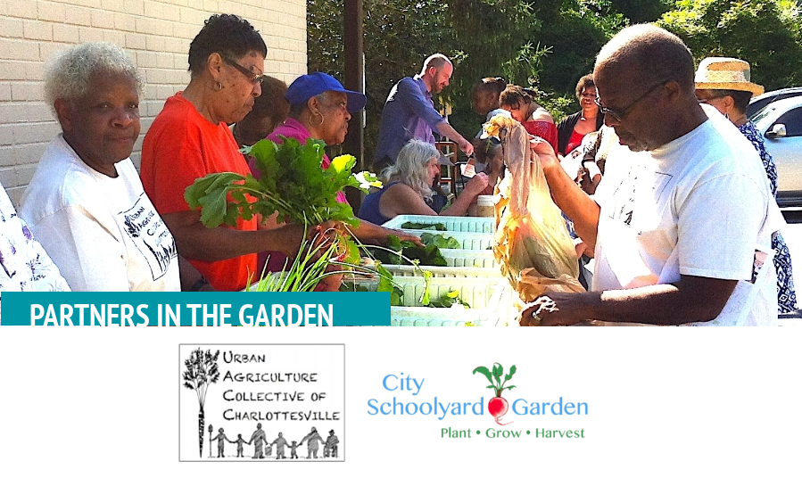 UACC is partnering with  City Schoolyard Garden  to continue our work bringing people together, in the garden, and in the community. We will continue the conversations we started years ago – conversations that help break down the social barriers that separate neighborhoods. Stay tuned right here for updates in our upcoming new blog.