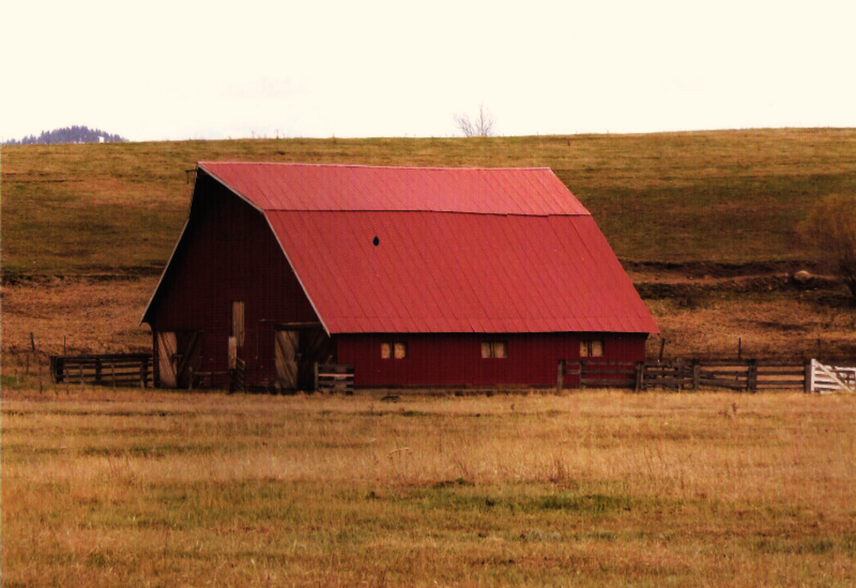 - CLICK ON THE BARN PICTURE to visit the Idaho Heritage Barn Register website. Add a barn today!