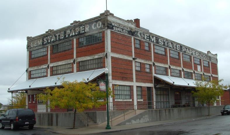 Simpson Building, Twin Falls