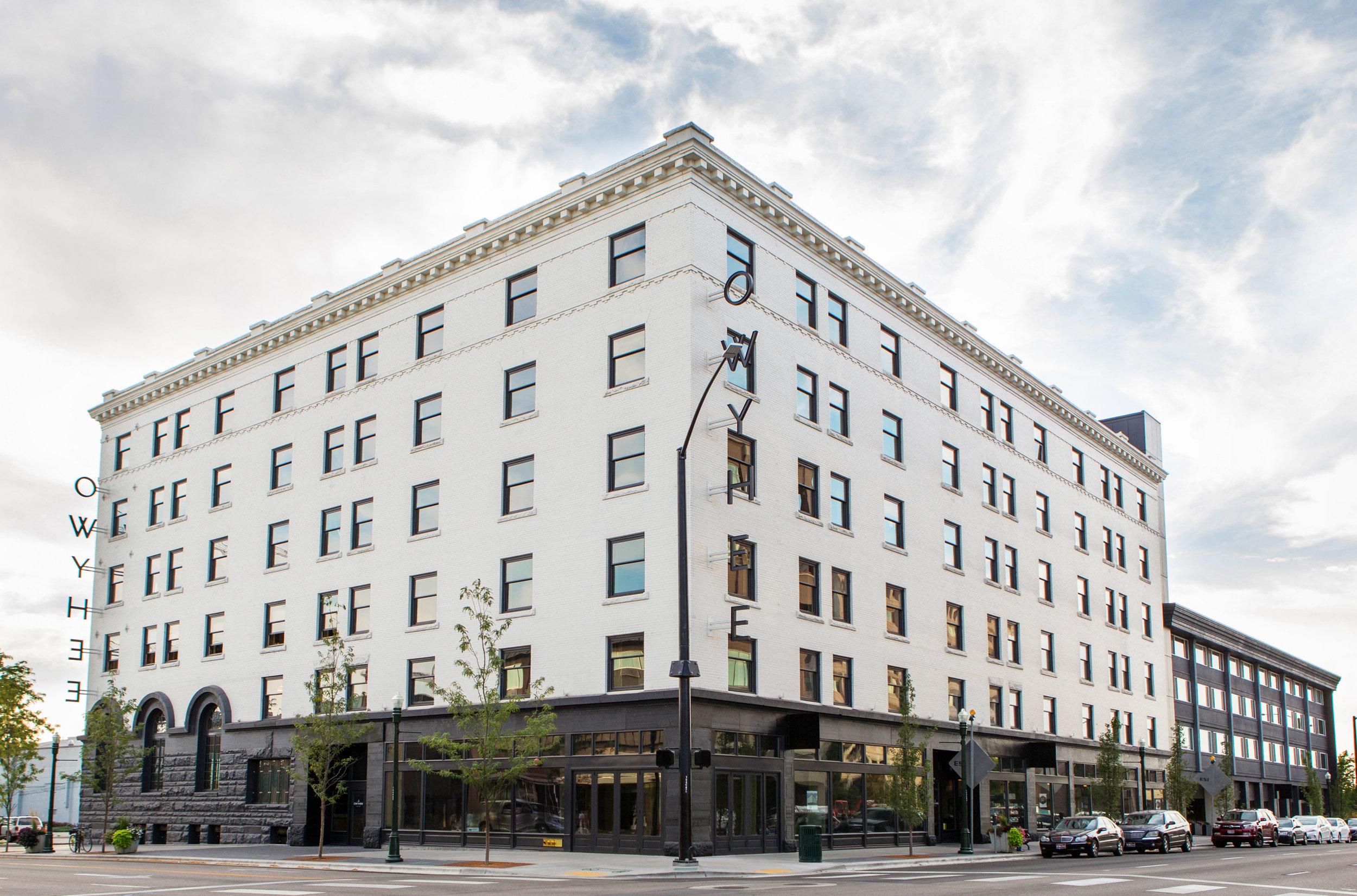 Owyhee Building, Boise