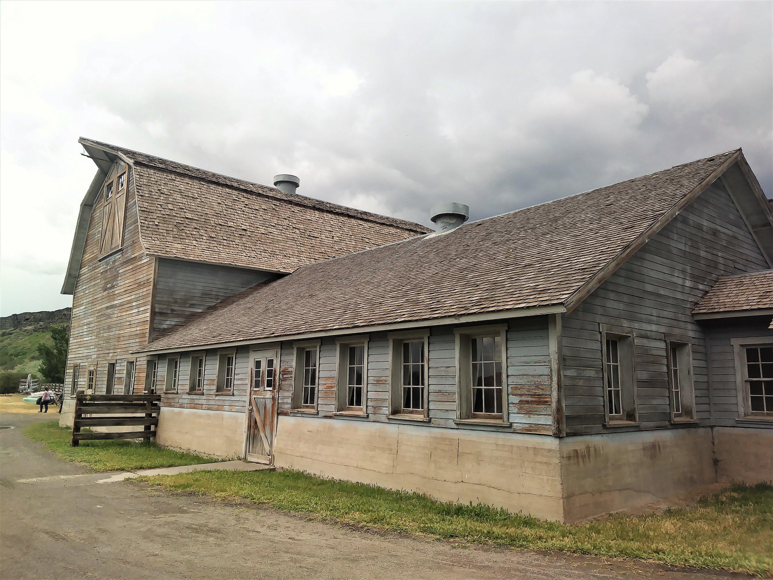 The  Minnie Miller Barn
