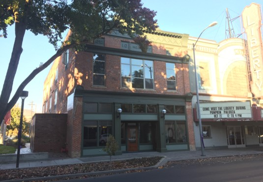 Contribution to Historic Preservation