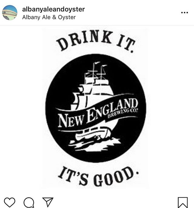 Happy Saturday! @wearepintsized on Lark is showing big support to self-distributed breweries, @loch_and_quay and @the_excelsior_pub are geeking out with Empire Brewing for #maythe4thbewithyou, and @albanyaleandoyster is letting #NEBCO dominate their taps tonight! #albcbw2019