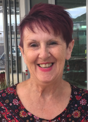 Lynne Wilson   Mum, Wife, Grandmother, Worship Team, Deacon,
