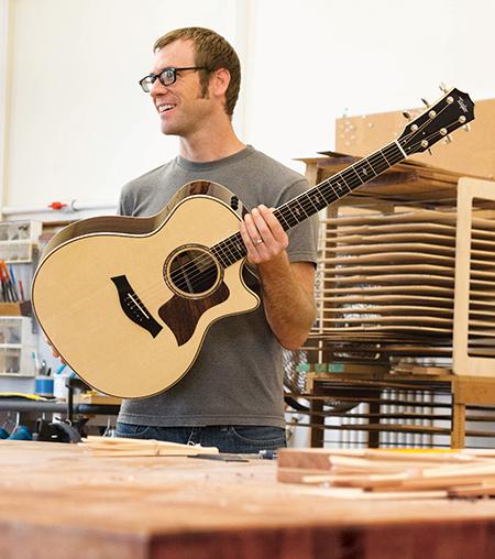 Photo from Guitar Player Magazine