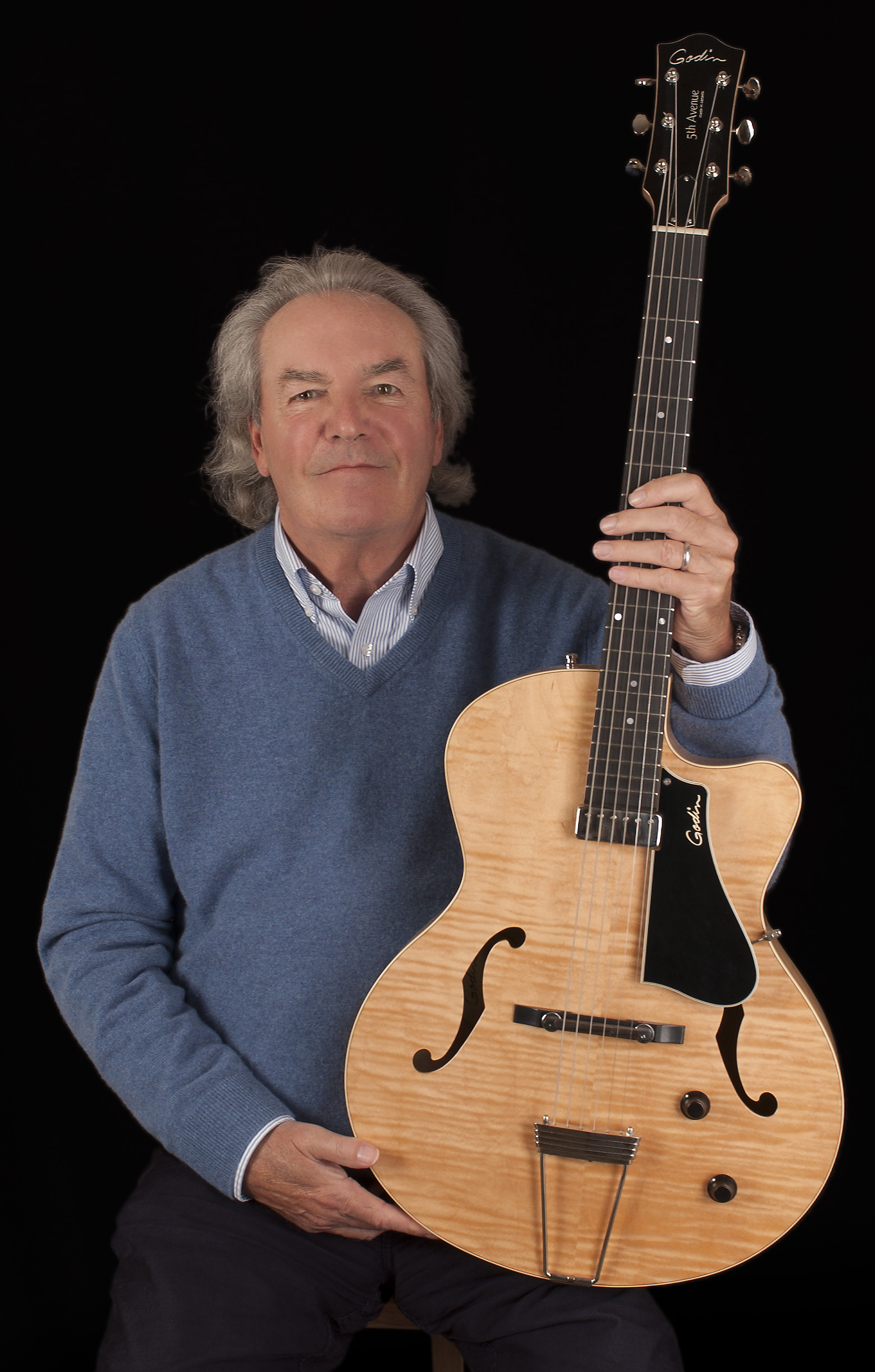 Robert Godin - The Foundation of Great Acoustic Sound and Playability