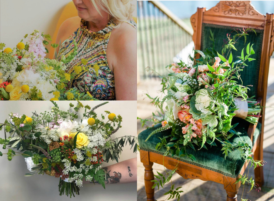 photography (top left, bottom left, right):  Prickly Pear Photos ,  Fox & Fern ,  Nelya Photos