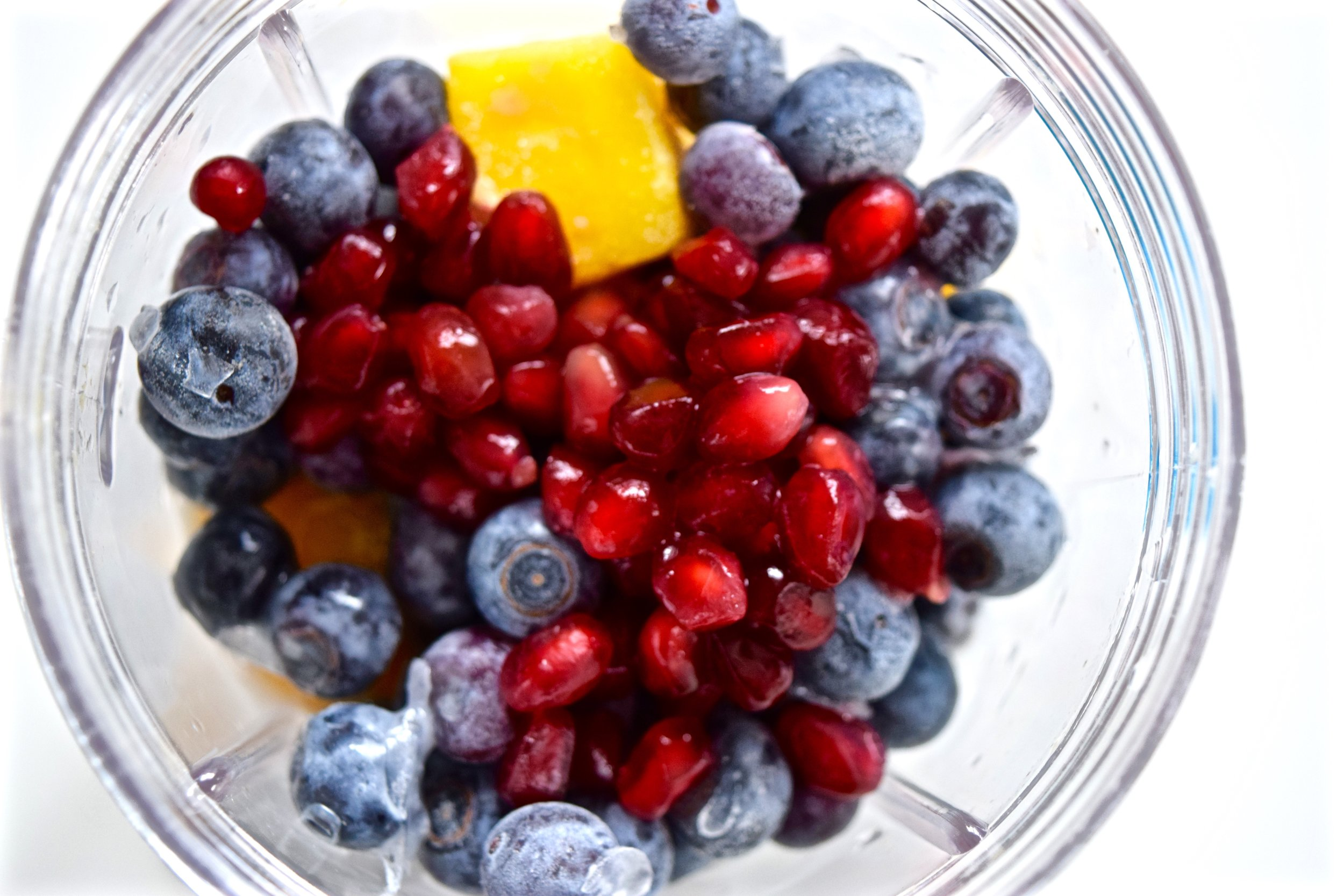 Blueberries rank as part of the Top 10 Foods Highest in Antioxidants!