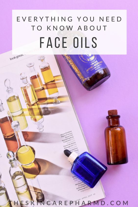 How to Use Face Oils for Naturally Clear, Glowing Skin