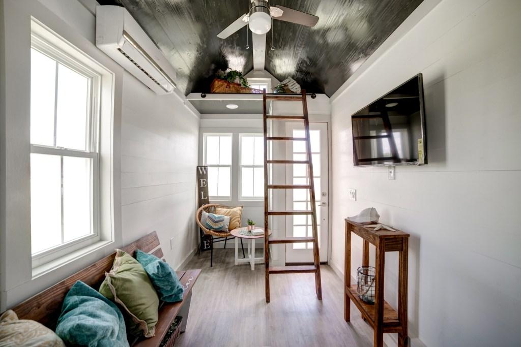My dream tiny home by  Tampa Bay Tiny Homes