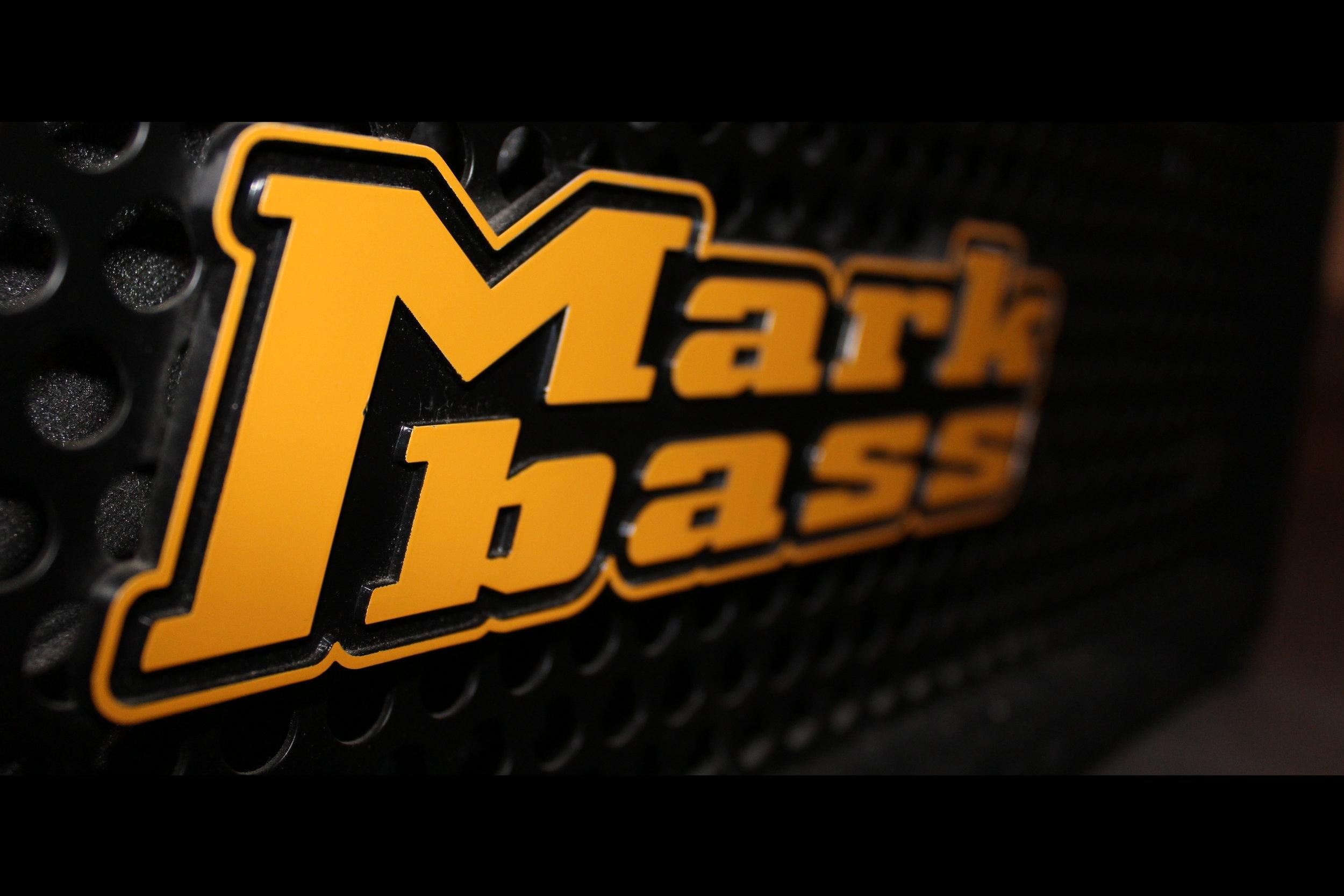 4 x 10 MarkBass Cab