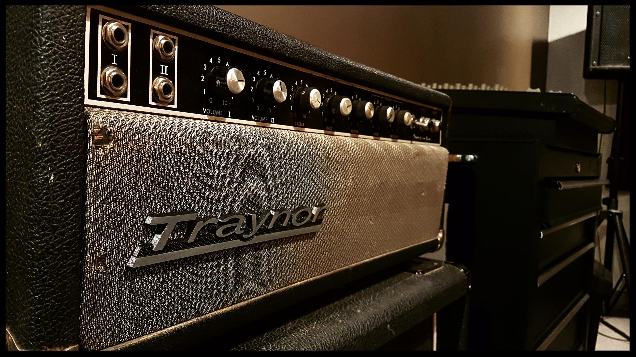 Traynor YSR - 1 Custom Reverb