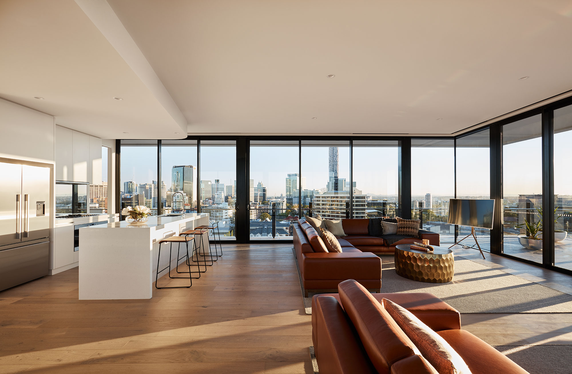Penthouse dreaming.