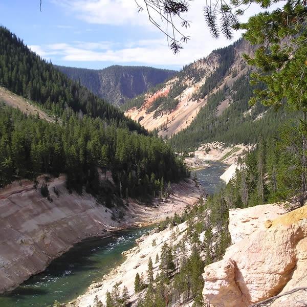 Grand Canyon Yellowstone View, 8-2003.jpg