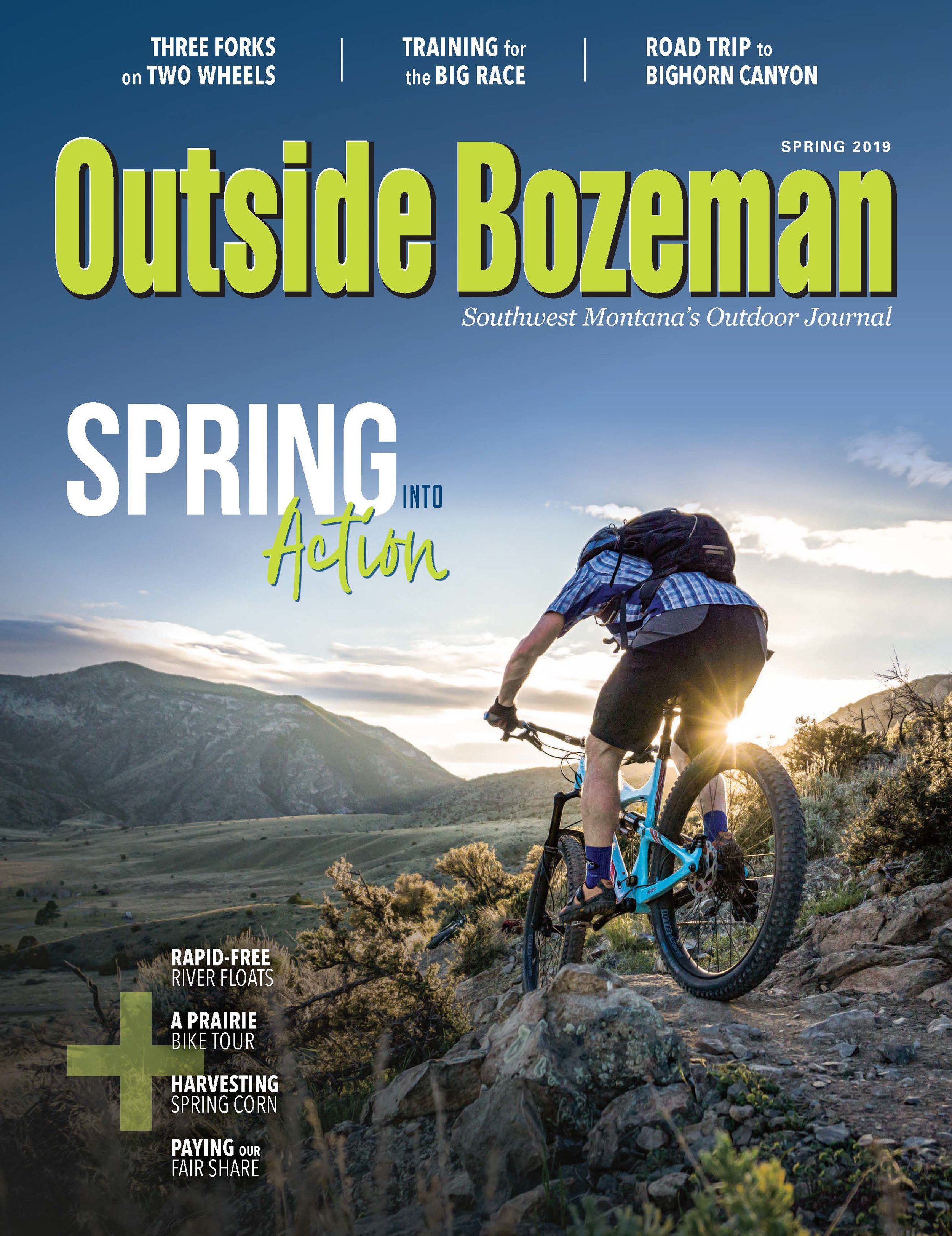 Mutual Fun[d]: Paying Our Fair Share  Outside Bozeman Spring 2019