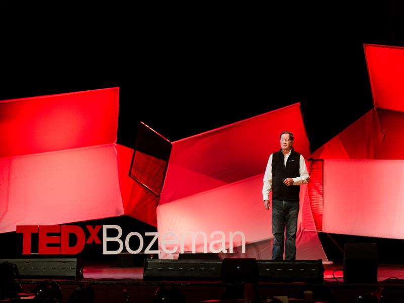 Paying for the Play: Putting Our Money Where Our Footprints Are.  TedxBozeman (2018)