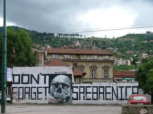 Photo borrowed from:https://www.pinterest.com/massimin74/dont-forget-srebrenica/