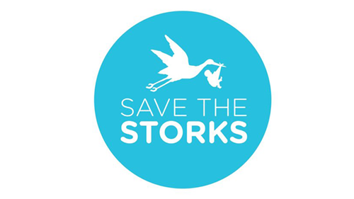 SPONSORED BY - SAVE THE STORKS helps pregnancy resource centers equip and empower women to choose life.