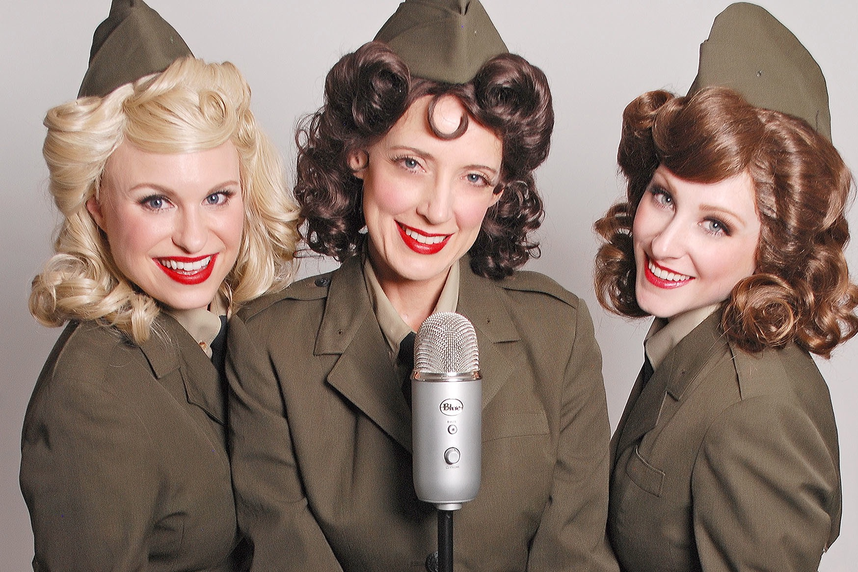America's Premiere Tribute to The Andrews Sisters
