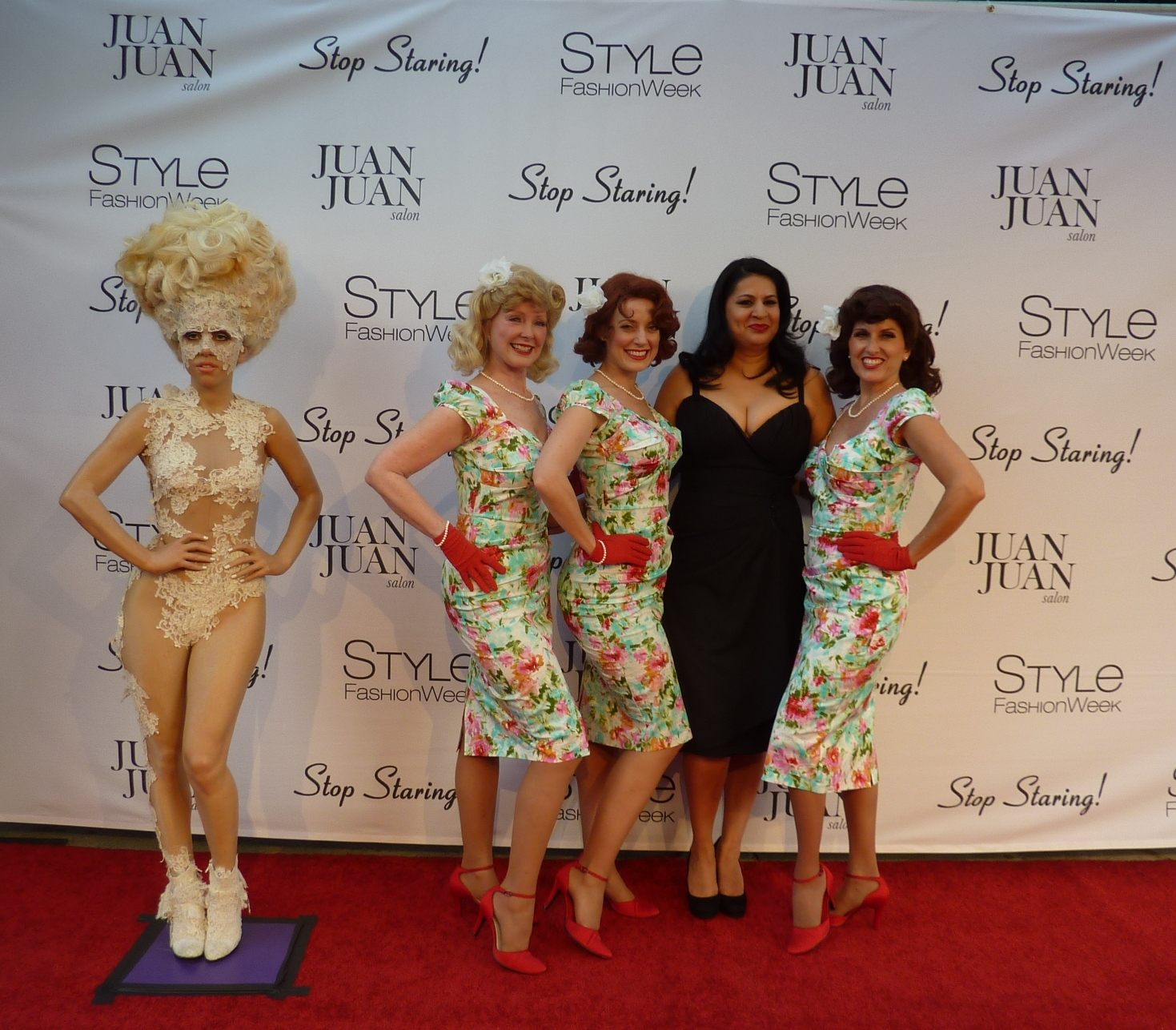 Style Fashion Week with Alicia Estrada of Stop Staring