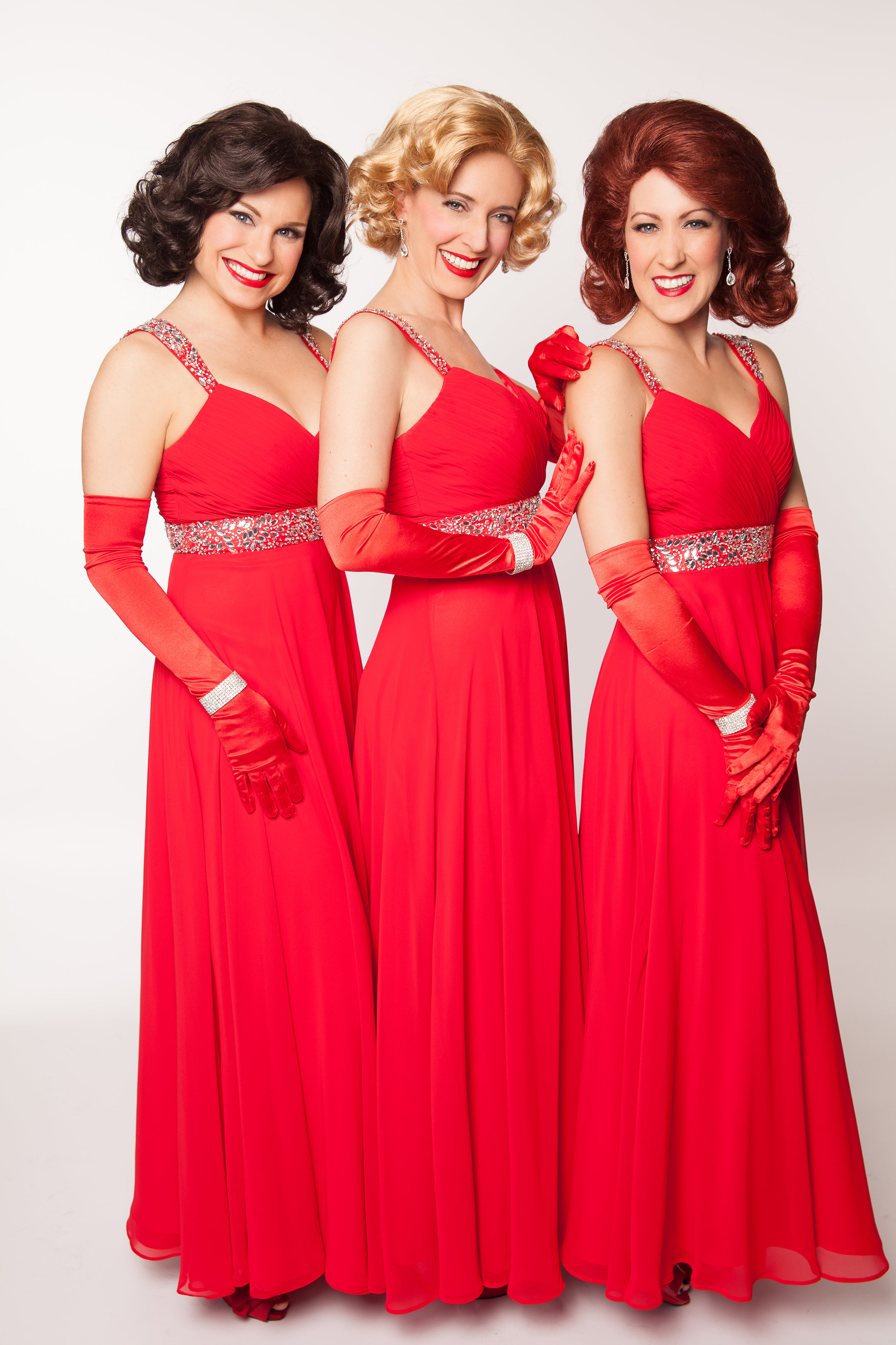 The Swing Dolls formal gowns