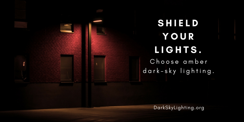 Shield Your Lights.