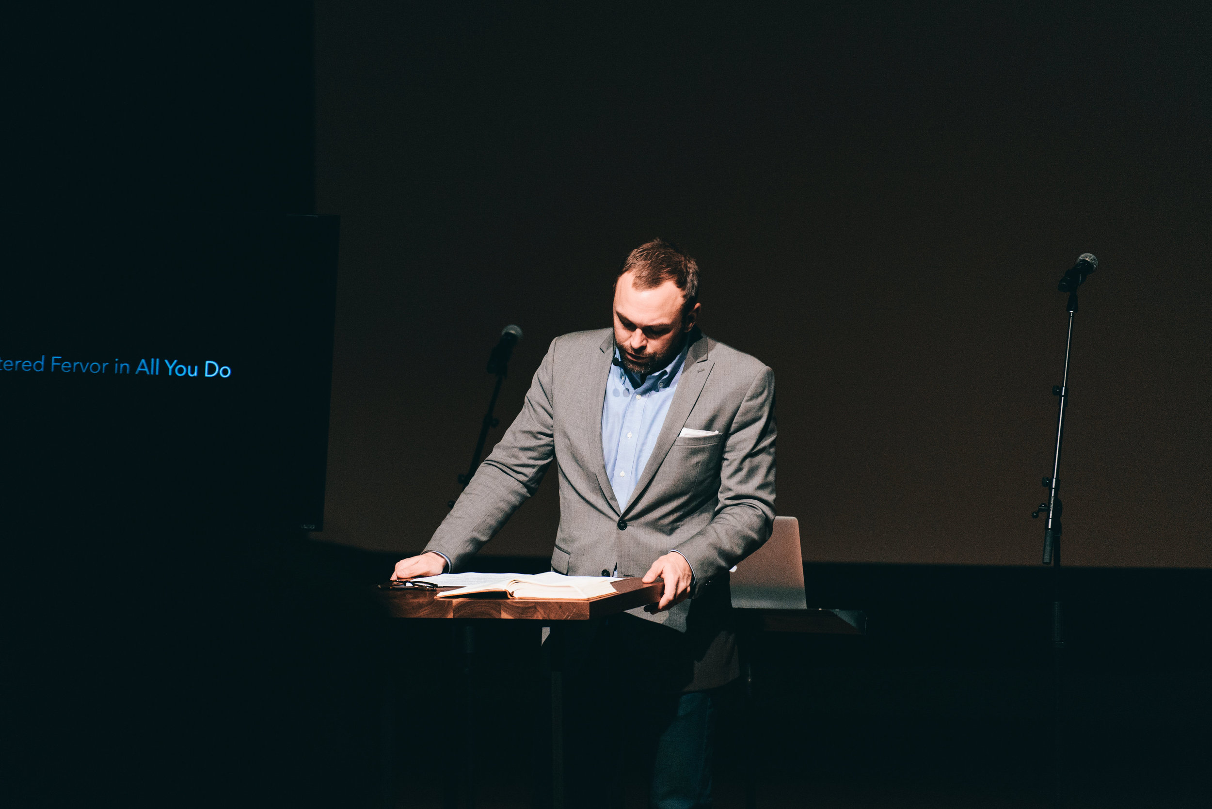 Gospel - We believe that the gospel changes everything and so, in everything we do, we want the gospel to be central. We want to be a church of gospel clarity in a world of competing worldviews. We also want to train our people to be gospel fluent, equipped to take the power of the gospel with them wherever they go.
