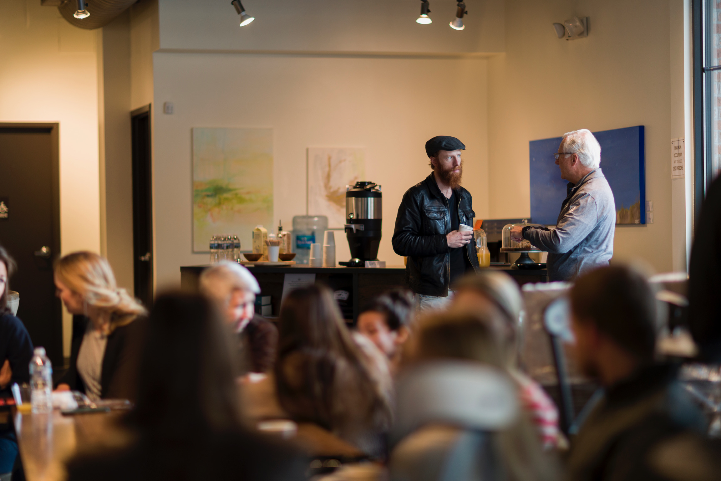 Coffee - Sip on a variety of local roasts to our standard drip coffee, we're never short on caffeine