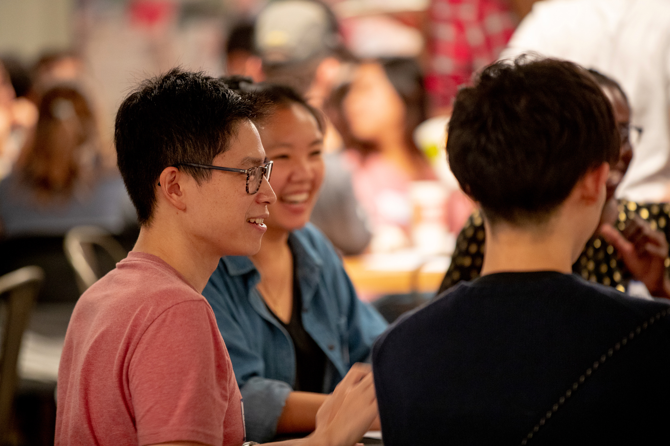 STEP 2: JOIN A GROUP - Community is a great setting for discipleship. The Christian faith is not intended to be lived in isolation; we were made to be in a relationship with God and with each other.