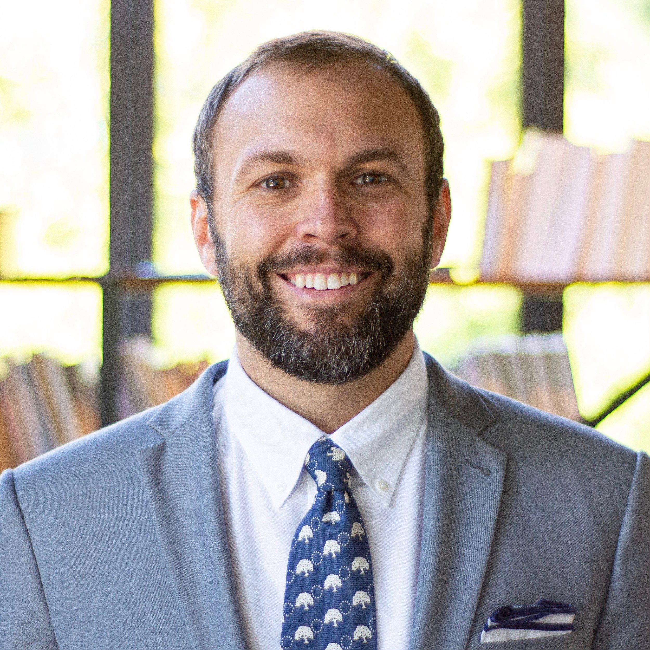 Jason Dees - Senior Pastorjason@christcovenant.com
