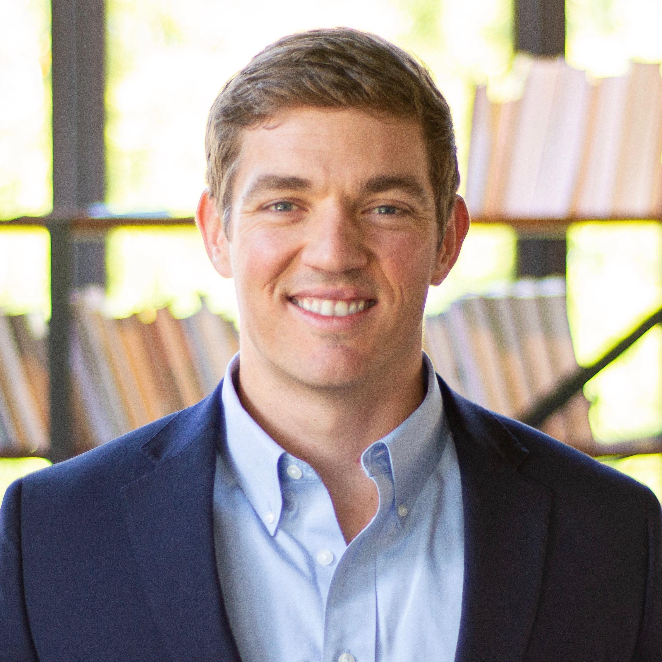 Blake Rogers - Associate Pastorblake@christcovenant.com
