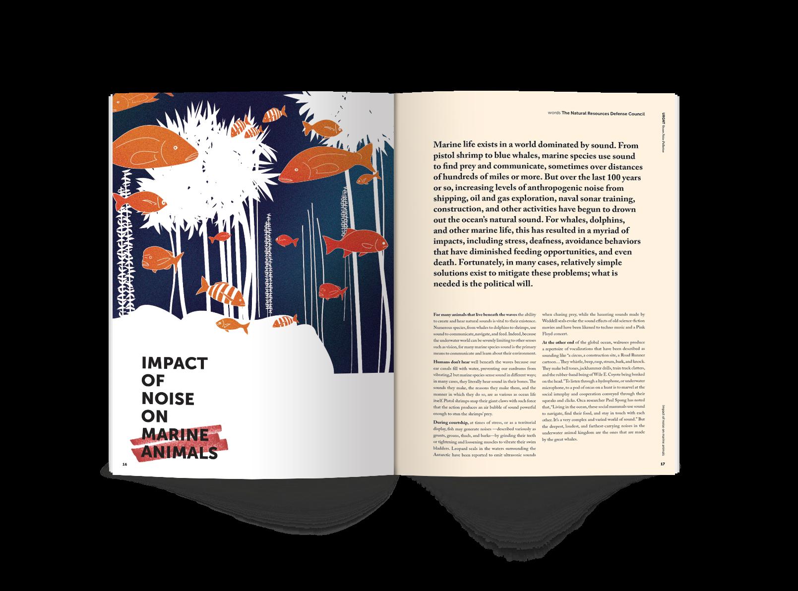 URGNT  Environmental Issue Journal