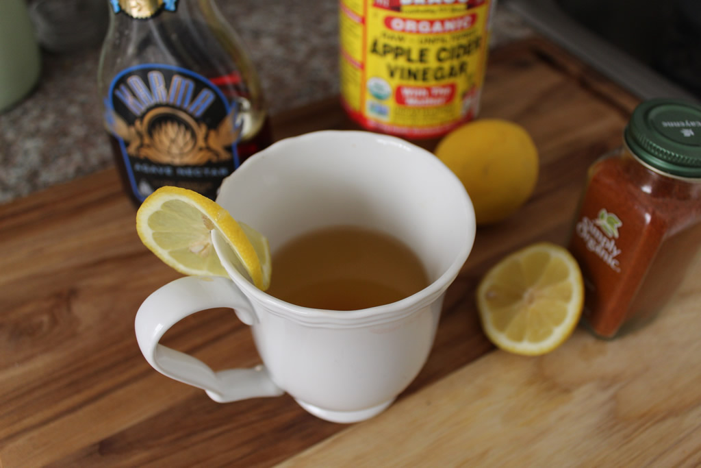Apple Cider Vinegar Drink Recipe