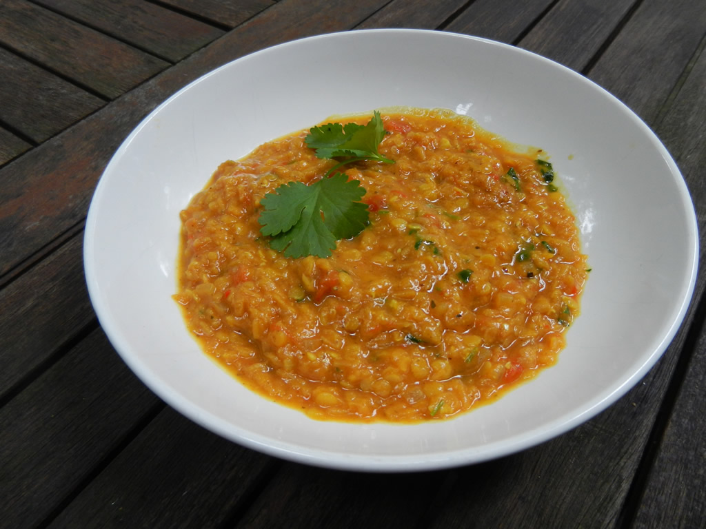 easy dhal recipe
