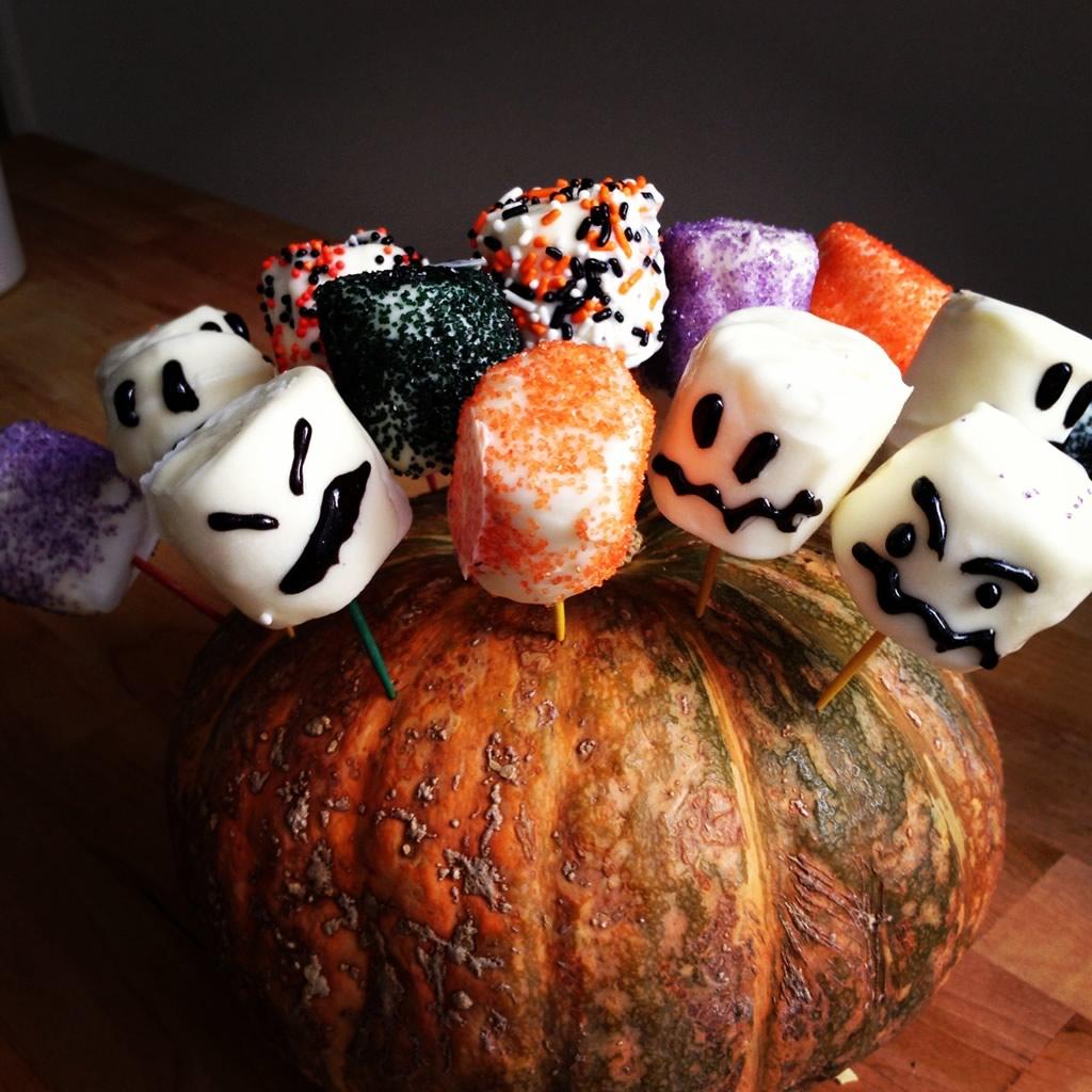 Halloween Marshmallows Recipe