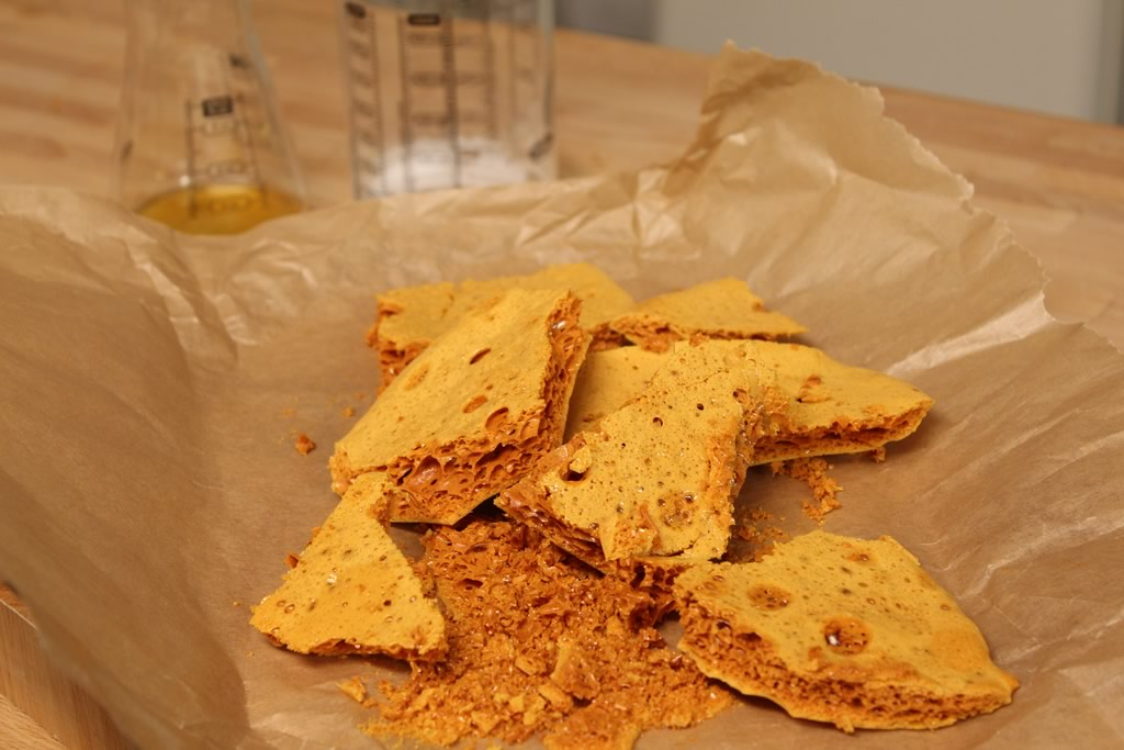 Easy Honeycomb Recipe