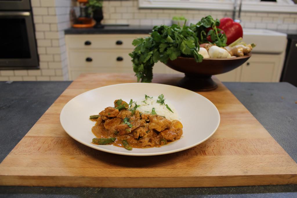 Nyonya Chicken Curry Recipe