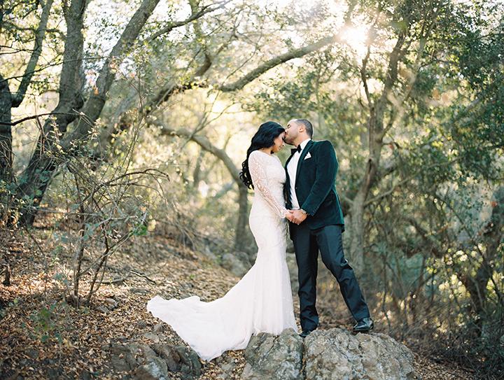 Kristopher & Veronica - Malibu, CA