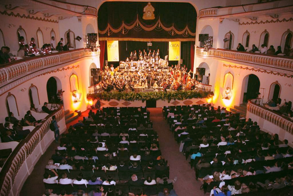 Teatro Manuel Bonilla