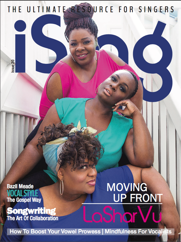 Featured in Ising Magazine. Click to view article.