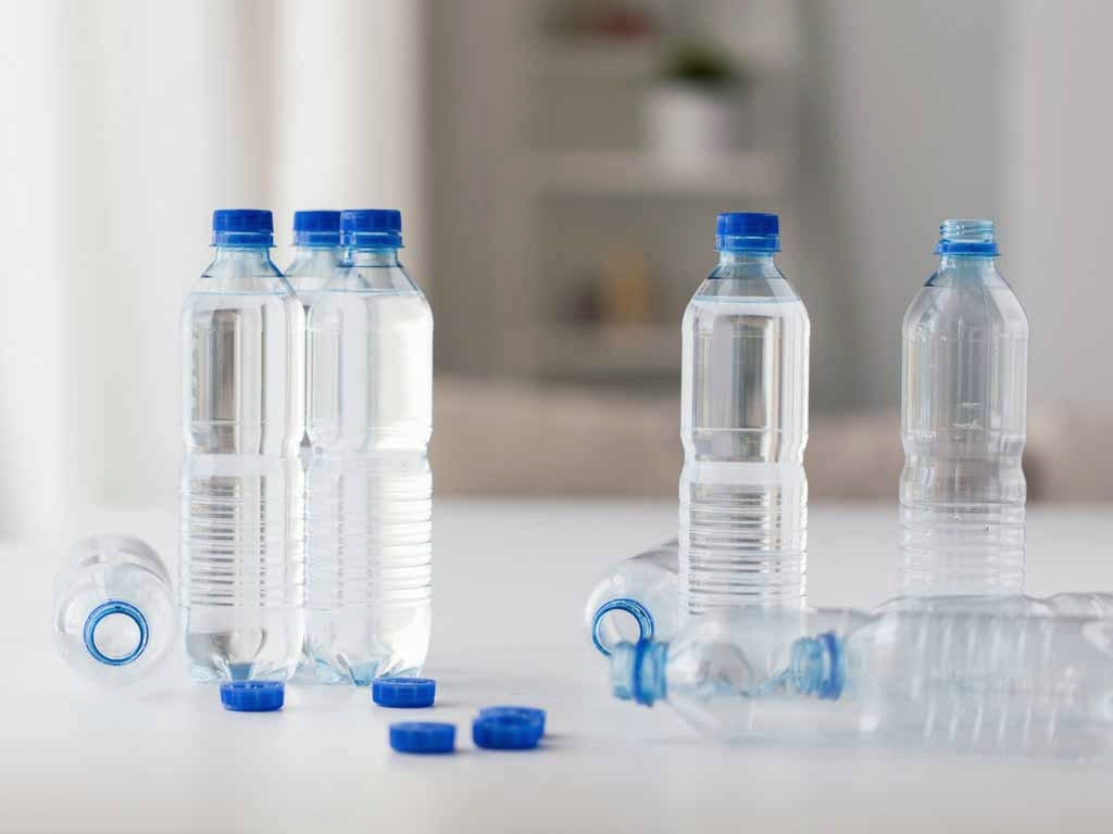 THE SCOURGE OF BOTTLED WATER
